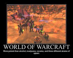 World of Warcraft - True story
