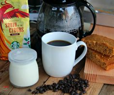 The Cuisineuer: Brew and Blew |  Starbucks' South of the Clouds Bl...