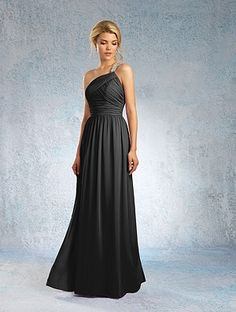 Style 8101L   All Bridesmaid Dresses   Alfred Angelo