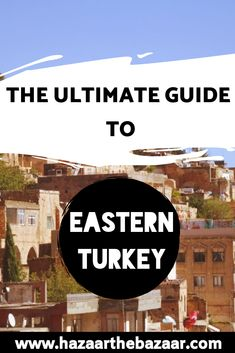 The Ultimate Guide to Eastern Turkey. Planning a trip but have no idea where to start? I've got you covered! Syrian Refugees, Carp Fishing, Sufi, Old Town, The Locals, Tourism, Turkey, Posts, How To Plan