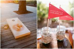 decoration for southern bbq dinner | dinner, rehearsal dinner inspiration, red party inspiration, southern ...
