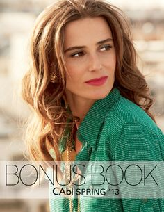 CAbi Bonus Book - Style Tips and Suggestions - CAbi