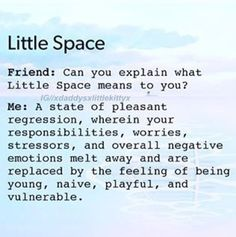Little space #ddlg #littles #little_space