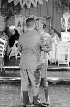 Carla went from almost having to have her leg amputated to dancing in heels with her 29-year-old son at his wedding