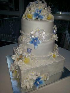 Quinceneras cake