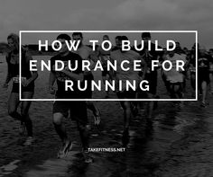 Building up your endurance for running is a challenge, particularly if you haven't done much running in the past. It can take time to build up your stamina, to strengthen the muscles used and to allow your joints to become used to the strain that running can place on your body. The most effective way …