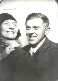 René & Georgette Magritte - 1929
