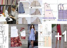 Fascinante curso gratis de costura: Aprende hacer delantales con patrones paso a paso Child Apron Pattern, Kids Apron, Children, Fashion, Tips, Carpet, Kids Apron Patterns, Dress Patterns, Sewing Patterns