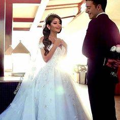 Así será el casamiento Lutteo... ¿Que opinará Candela Molfese al respecto?