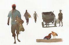 Gonzalo Carcamo_studies