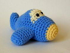 Crocheting On A Plane : 1000+ images about Planes crochet on Pinterest Planes, Amigurumi and ...