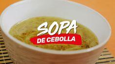 Sopa de cebolla clásica