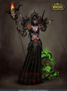 Warlock By Jianing Hu