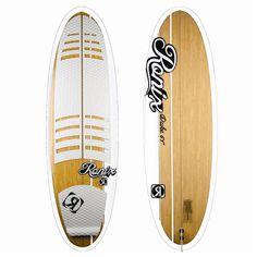 Ronix The Duke Longboard Wakesurf Board 2013