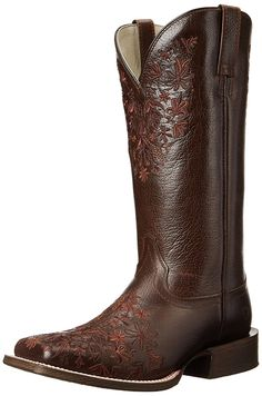 Ariat Women's Ardent Western Cowboy Boot *** Special boots just for you. See it now! : Women's winter boots