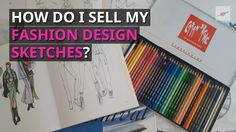 How to sell my fashion sketches?  #fashionsketches #fashiondesign #fashiondesigner #sellart