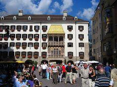 Goldenes Dachl 3950109736 571225b427 b - Innsbruck - Wikipedia, the free…