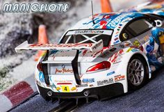 Slot car review, Scaleauto BMW E89 Z4 GT3 SC-6028 - 'Studie AG', GT300 JGTC 2011 winner - See more at: http://manicslots.blogspot.com.au/2014/07/review-scaleauto-bmw-z4-super-gt.html#sthash.0bQmmWfG.dpuf