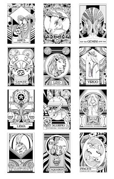 Astrological Fashion – Topshop Zodiac Tees