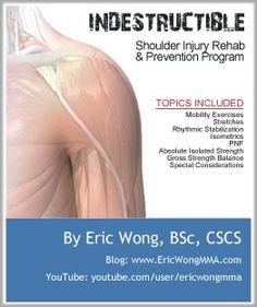 Preventing shoulder injuries