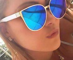 e751342240 HapiGOO 2017 New Oversize Cat Eye Sunglasses Women Fashion Summer Style Big  Size Frame Mirror Sun Glasses Female Oculos