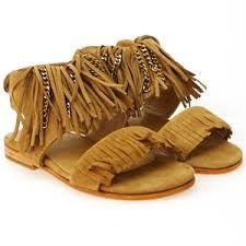 Resultado de imagen para sandalias tobilleras de la india