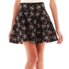 Lily Star Flippy Skirt  found at @JCPenney