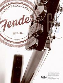 Fender poster 2 — Designspiration