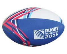 GILBERT Rugby World Cup 2015 Beach Balón de Rugby