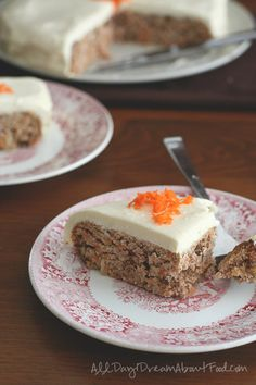 Low Carb Slow Cooker Carrot Cake