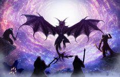 Heroes of Sovngarde - Skyrim by IceDragonhawk.deviantart.com on @deviantART