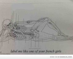 I hope to god my anatomy professor does this.