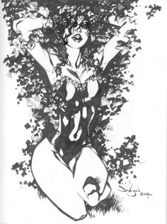 Poison Ivy by Jason Pearson