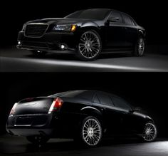 2013 Chrysler 300C John Varvatos Limited Edition Launched