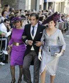 Los invitados a la boda de Eva y Cayetano (II)