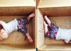 NapadyNavody.sk   Závitky s vlašskými orieškami a čokoládou (Fotopostup) Montessori, Big Cardboard Boxes, Pack Of Crayons, Little Birdie, Kids Playing, Toy Chest, Storage Chest, Art For Kids, Toddler Bed