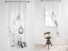 White Rabbit Curtains