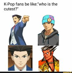 7 Best Funny Ace Attorney Memes Images Memes Ace Attorneys