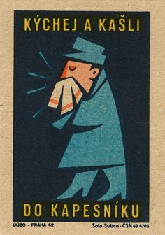 czechoslovakian matchbox label | Flickr: Intercambio de fotos