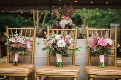 Rustic Brookgreen Gardens Wedding by Paula Player Photography in shades of pink - Stunning & Brilliant Events - Blossoms Events #lowcountry
