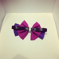 Welcome to Nightvale inspired hair bow available soon at www.etsy.com/shops/IntentionalAccidents
