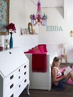 ***las habitaciones de nuestras hijas/os*********   Decorar tu casa es facilisimo.com