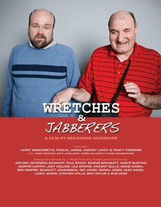 Wretches & Jabberers Amazon Instant Video ~ Larry Bissonnette, http://www.amazon.com/dp/B005AVJDHU/ref=cm_sw_r_pi_dp_YwkMtb19FD8J7