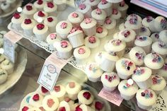 So cute... soaps packed as cupcakes.