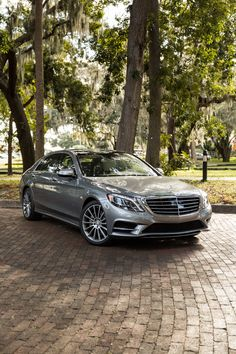 The Mercedes-Benz S-Class: Leader in the premium segment. Ben Brinker (www.benbrinker.com) for #MBphotopass via @mercedesbenzusa