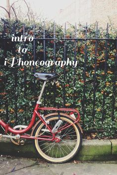 Intro to iPhoneography blog series. Post 2: Getting to know your iPhone camera.