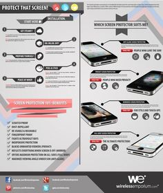 Protect your mobile phone screen protector!