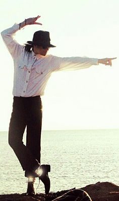 Michael Jackson. I wish you were here so I could tell you everything