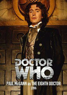 Paul McGann's Eighth Doctor