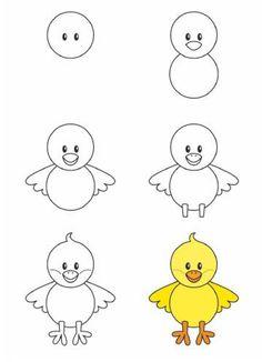 Google image result for - Animaux facile a dessiner ...